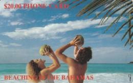 PHONE CARD-BAHAMAS (E48.16.5 - Bahama's