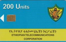 PHONE CARD-ETIOPIA (E48.17.3 - Ethiopië