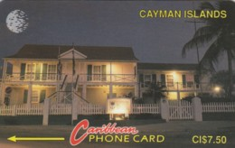 PHONE CARD-CAYMAN (E48.19.3 - Isole Caiman