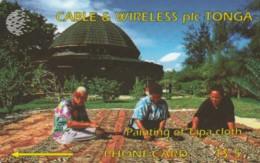 PHONE CARD-TONGA (E48.19.4 - Tonga