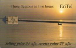 PHONE CARD-ERITREA (E48.19.5 - Eritrea