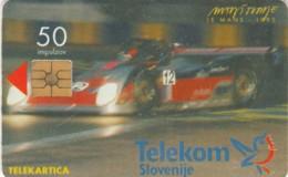 PHONE CARD-SLOVENIA (E48.20.6 - Slovenia