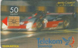 PHONE CARD-SLOVENIA (E48.20.6 - Slovénie