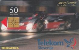 PHONE CARD-SLOVENIA (E48.20.7 - Slovénie