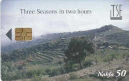 PHONE CARD-ERITREA (E48.22.4 - Erythrée