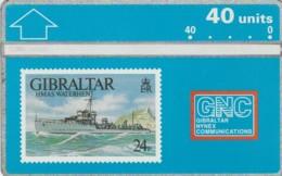 PHONE CARD-GIBILTERRA (E48.23.6 - Siria