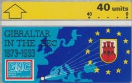 PHONE CARD-GIBILTERRA (E48.23.8 - Siria