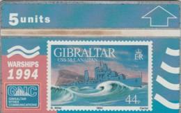 PHONE CARD-GIBILTERRA (E48.24.3 - Siria
