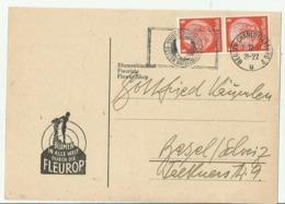 DR GS 1937 B ERLIN- CHARLOTTENBURG - Storia Postale
