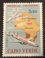 CAPE VERDE - MH*  - 1963 - # 327 - Kapverdische Inseln