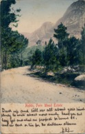 1904 SUDAFRICA , TARJETA POSTAL CIRCULADA , RUDDS , FERN WOOD ESTATE - Sudáfrica