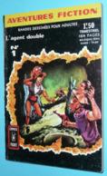 Ancienne BD Poche Adulte Aventure-Fiction L'Agent Double N° 1, 1966 - Piccoli Formati