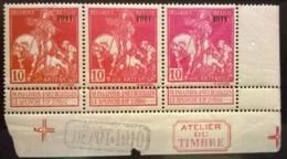 Belgium OBP Nr 99 MNH** - 1910-1911 Caritas