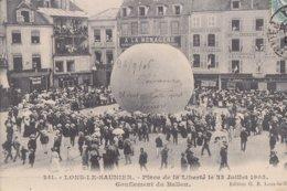 Place De La Liberte 23 Juillet1905 - Lons Le Saunier