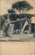 1910 SUDAFRICA , TARJETA POSTAL CIRCULADA , SAVIOUR CHURCH , CLAREMONT - Sudáfrica