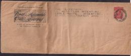Great Britain - 1913 - Letter - The Royal Automobile Club Journal - Argentine - 1902-1951 (Könige)