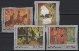 Vietnam (2019) - Set -  /  Art - Paintings - Pintura - Tableaux - Peintres - Arte