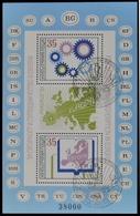 Bulgarien 1981 - Mi-Nr. Block 117 Gest / Used - Europa - KSZE - Bulgarien