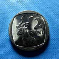 South Africa 2 Rand 1989 - Südafrika
