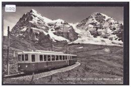 JUNGFRAU BAHN - TRAIN - TB - BE Berne