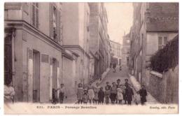 5610 - Paris ( 12e ) - Passage Beaulieu - Gondry éd. - N°831 - - Arrondissement: 12