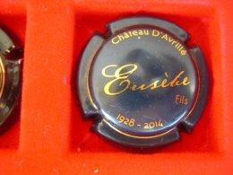 * Capsule De Mousseux Château D'Avrillé   * - Capsules & Plaques De Muselet