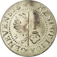 Monnaie, SWISS CANTONS, GENEVA, Sol, 1785, SUP, Billon, KM:87 - Suisse