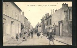 CPA Ermont, Rue De Ponthoise - Ohne Zuordnung