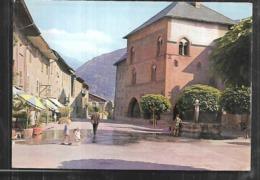 Cpm 7320705 Albertville Cité Médiévale De Conflans, Fontaine Louis XIV Le Musée - Albertville