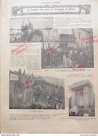 1909 LE TRANSFERT DES RESTES DE SAVORGNAN DE BRAZZA - CIMETIÈRE DE MUSTAPHA - Journaux - Quotidiens