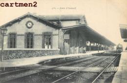 PARIS LA GARE D'AUTEUIL TRAIN LOCOMOTIVE STATION 75016 - Distretto: 16