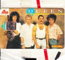 CZECHOSLOVAKIA - Queen, Chip SC5, 08/92, Mint - Tchécoslovaquie
