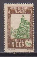 NIGER        N°  YVERT  83     NEUF AVEC CHARNIERE      ( Char 02/21 ) - Unused Stamps