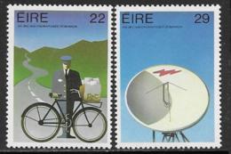 Ireland Scott # 573-4 MNH WCY, 1983 - 1949-... Republic Of Ireland