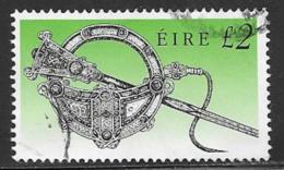 Ireland Scott # 792a Used 2# Art Treasure, Type LV, 1995 - Used Stamps