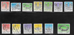 Ireland Scott # 767-94 Used Set Art Treasures, 1990-5 - Used Stamps