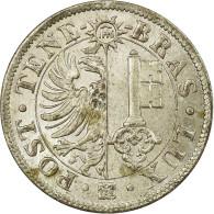 Monnaie, SWISS CANTONS, GENEVA, 2 Centimes, 1839, SUP+, Billon, KM:126 - Suisse