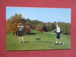 Championship 18 Hole Golf Course  Grossinger Ny  .    Ref 3641 - Golf