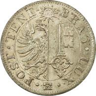 Monnaie, SWISS CANTONS, GENEVA, 10 Centimes, 1844, Genève, SUP+, Billon, KM:128 - Suisse