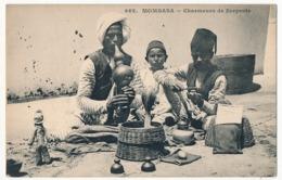 CPA - Kenya - Mombasa - Charmeurs De Serpents - Kenya