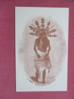 Hopi Katcina Arizona --- Published E & G Grist - Ref 3642 - Indiens De L'Amerique Du Nord