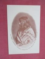 Indian Sampson Pueblo Indian Of NM --- Published E & G Grist - Ref 3642 - Indiens De L'Amerique Du Nord