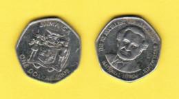 JAMAICA  $1.00 2003 (KM # 164) #5419 - Jamaique