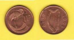 IRELAND  1 PENNY 1994 (KM # 20a) #5421 - Ireland