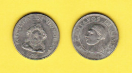 HONDURAS  20 CENTAVOS 1978 (KM # 83.1) #5424 - Honduras