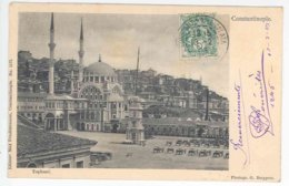 TURQUIE - CONSTANTINOPLE - Tophané - Turquie