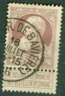 Belgique   77   Ob   B/TB   Obli  Namur  ( R De Baviere ) - 1905 Breiter Bart