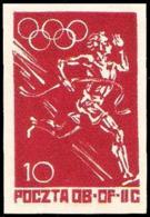 ** Woldenberg   - 1944 - Olympic Games - Mi. 41 - Olympische Spiele