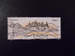 FRANCE YT 5331 CHATEAU DE CHAMBORD - Oblitérés