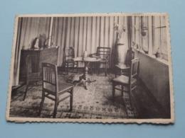 Normaalschool O.L. Vrouw VISITATIE ( V.K.S.J. Lokaal ) St. AMANDSBERG ( J. Lefevre ) Anno 19?? ( Zie Foto Details ) ! - Gent